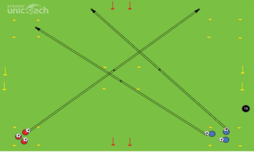 Piłkarski golf