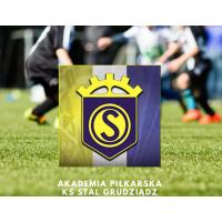 KS Stal Grudziądz Piłka Nożna-logo