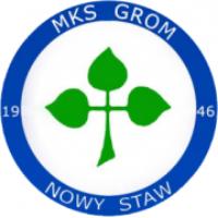 Grom Nowy Staw-logo