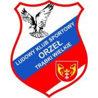 Orzeł Trąbki Wielkie-logo