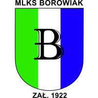 MLKS Borowiak Czersk-logo
