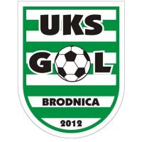 UKS GOL BRODNICA-logo